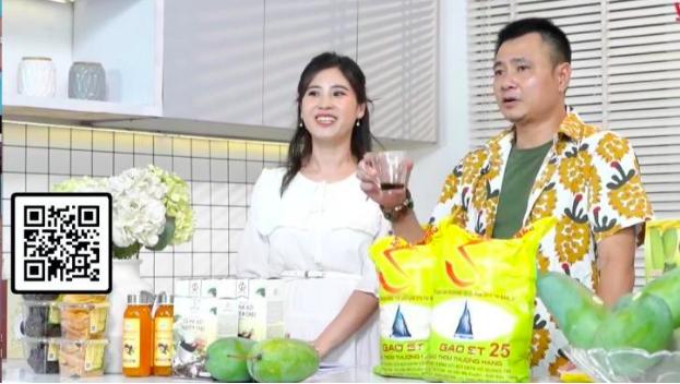 iCheck đồng hành Trung ương Đoàn bán xoài hỗ trợ tiêu thụ nông sản cho nông dân mùa dịch